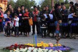 Cultura y religión en grupos indígenas de chiapas