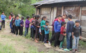 Donar a causa migrante de chiapas
