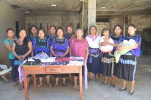 Proyectos de artesanas indígenas en chiapas