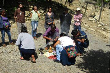 Campesinos indígenas de chiapas
