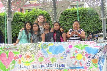 Escuela para mujeres indígenas en chiapas