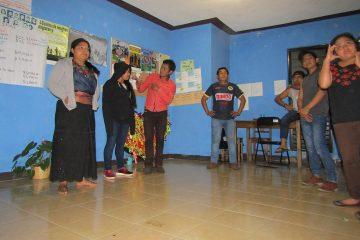 Mujeres indígenas de los altos de chiapas