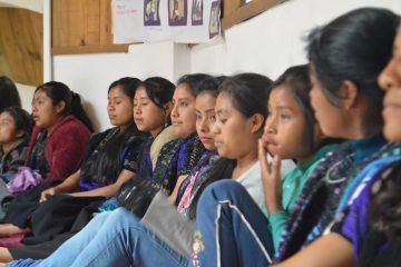 Mujeres migrantes indígenas en México