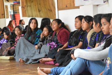 Mujeres migrantes indígenas en chiapas