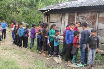 Programa para niños indígenas en chiapas