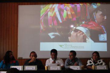 Promoción de derechos humanos para migrantes indígenas