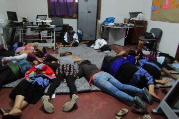 Talleres de bienestar para indígenas de chiapas